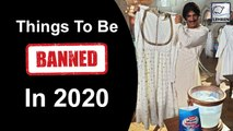6 Things Indians Want To Ban In 2020