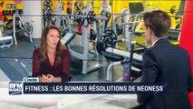 Marie-Anne Teissier (Neoness): Fitness, les bonnes résolutions de Neoness - 11/01