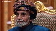 Le sultan d'Oman, Qabous ben Saïd, est décédé après 50 ans de règne