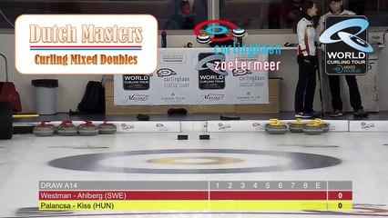 DMMD 2019   A14   Westman - Ahlberg (SWE) vs Palancsa - Kiss (HUN)