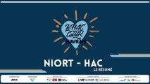 Niort - HAC (0-1) : le résumé du match