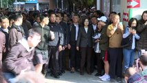 Wahl in Taiwan: Abstimmung über Kurs gegenüber China