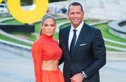 Jennifer Lopez films ad for Super Bowl