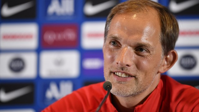Replay :  Conférence de presse de Thomas Tuchel avant Paris Saint-Germain-AS Monaco