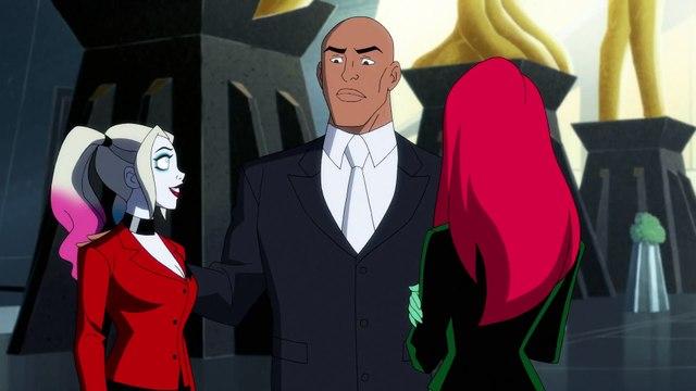 Harley Quinn Season 1 Ep.08 Promo  L.O.D.R.S.V.P  (2020) Kaley Cuoco DC Universe series