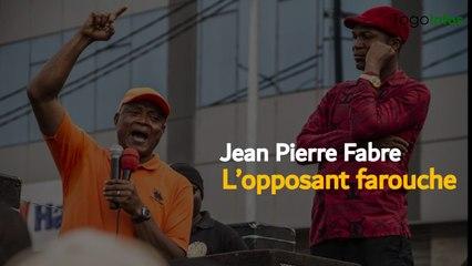 Togo: Portrait de Jean-pierre Fabre