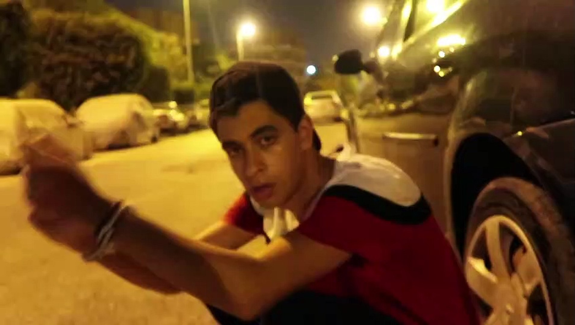 هل اتقبض علي محمد خالد بسبب الديس تراك ؟