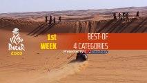 Dakar 2020 - Best-of - 1st week/1ère semaine