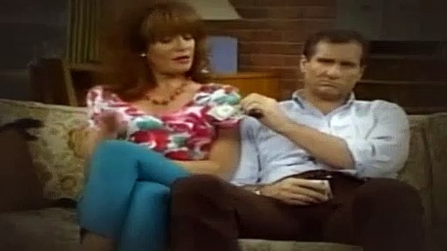 Married with Children S04E07 Desperately Seeking Miss October