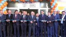 Siirt'te 111 kişinin istihdam edildiği çağrı merkezi açılışı gerçekleştirildi
