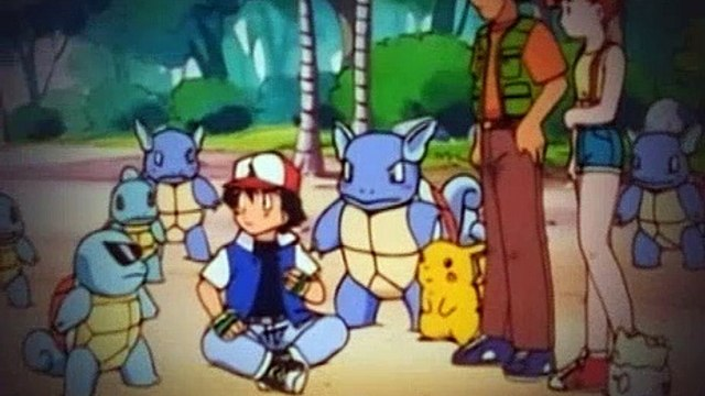 Pokemon S01E60 Beach Blank Out Blastoise