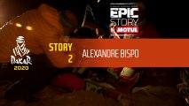 Dakar 2020 - Story 2 : Alexandre Bispo - Epic Story by MOTUL