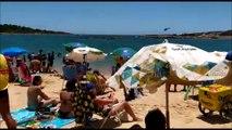 Falso alerta de afogamento em Vila Velha