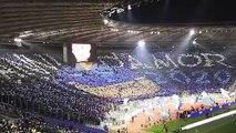 Lazio-Napoli, coreografia Curva Nord 120 anni