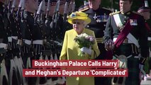 Buckingham Palace Comments On Royal Issue