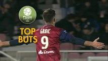 Top buts 20ème journée - Domino's Ligue 2 / 2019-20