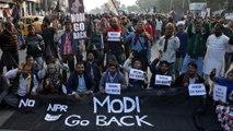 'Go back Modi': India protesters condemn PM's visit to Kolkata