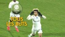 Tous les buts de la 20ème journée - Domino's Ligue 2 / 2019-20