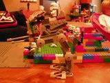 Star Wars Lego The Defense