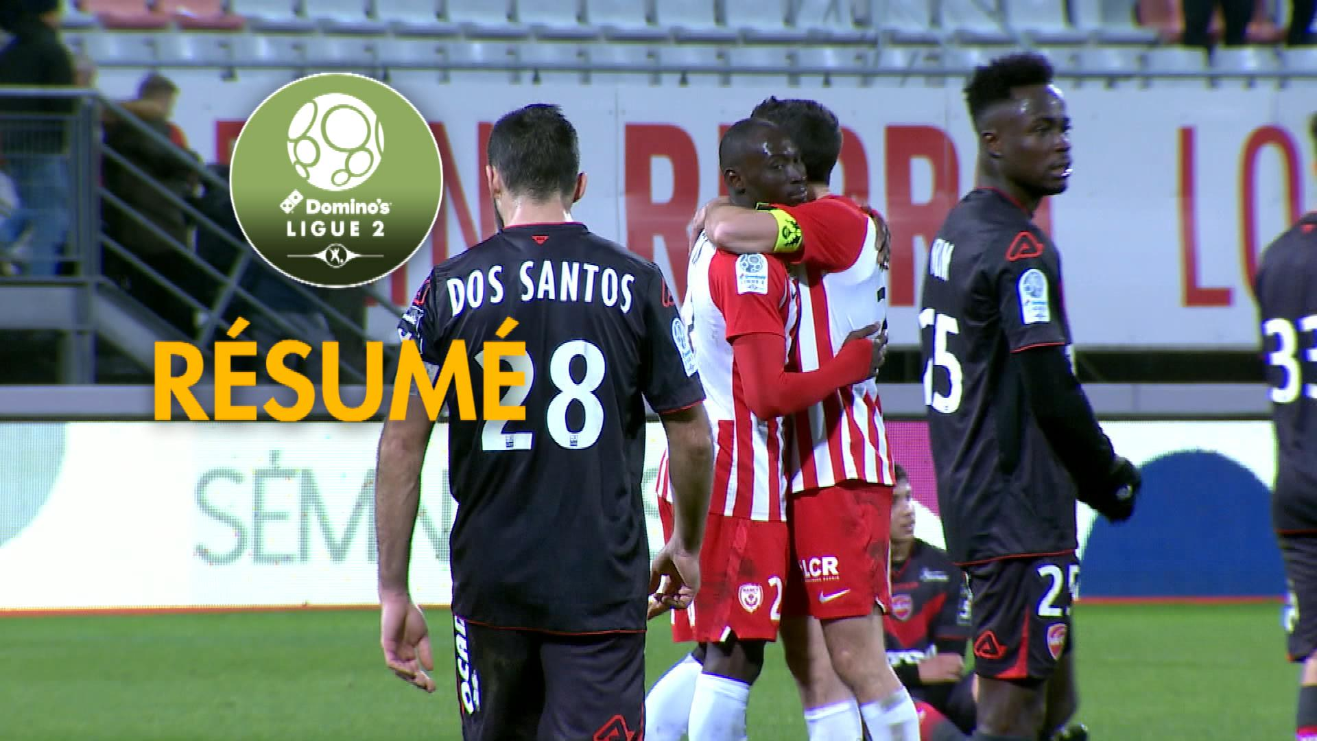AS Nancy Lorraine - Valenciennes FC (1-0)  - Résumé - (ASNL-VAFC) / 2019-20
