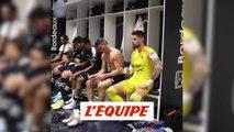 Le recadrage viril de Benoît Costil - Foot - L1 - Bordeaux