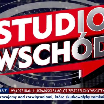 Studio Wschód  11 01 2020