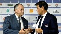 Le gros coup de gueule de Jean-Michel Aulas sur Rudi Garcia, Juninho et Florian Maurice