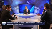 Hors-Série Les Dossiers BFM Business : Région Centre-Val de Loire, les enjeux pour la rendre toujours plus attractive - Samedi 11 janvier