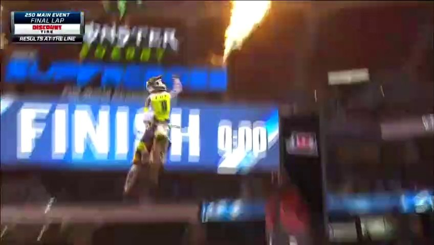 250SX Main Event AMA Supercross 2020 St. Louis