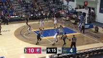 Rodney Pryor Posts 25 points & 10 rebounds vs. Agua Caliente Clippers