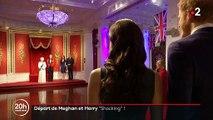 """Grande-Bretagne : Elizabeth II convoque une réunion de crise après l'annonce choc du couple Harry-Meghan de """"prendre le large"""""""