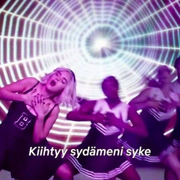 Sabrina Pimeällä puolella - Musiikkivideo- Straight to Hell