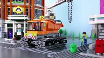 LEGO Jurassic World Experimental Car STOP MOTION LEGO Trucks - LEGO Jurassic World - Billy Bricks