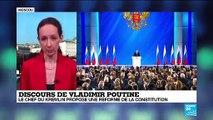 """Discours de Vladimir Poutine : """""""
