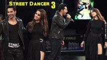 Shraddha Kapoor & Varun Dhawan Promote 'Street Dancer 3D' At Mithibai College Festival