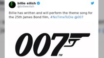 Billie Eilish 'in shock' after landing coveted Bond theme gig