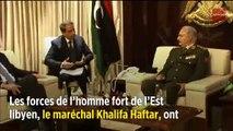 Libye : un cessez-le-feu annoncé par les forces du maréchal Haftar.