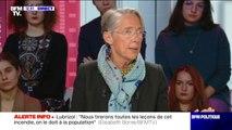 """Élisabeth Borne: """"Ségolène Royal va devoir faire un choix: soit elle reste ambassadrice, soit elle veut avoir sa liberté de parole"""""""