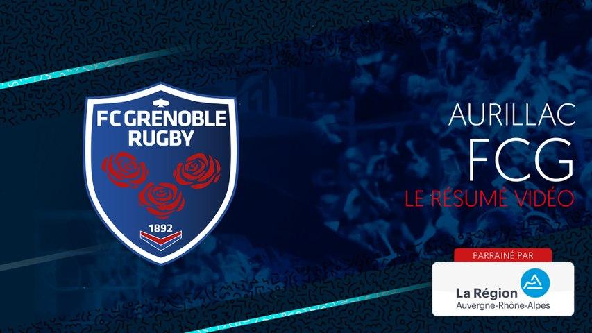 Video : Video - Aurillac - Grenoble : le résumé vidéo