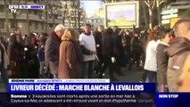 Une marche blanche pour rendre hommage à Cédric Chouviat, le livreur mort après une interpellation à Paris