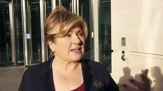 Thornberry calls for 'calm' following UK ambassador arrest
