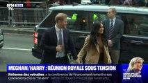 Meghan et Harry: quels sujets seront abordés lors de la réunion de crise organisée par Elizabeth II ?