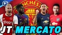 Journal du Mercato : Manchester United s'agite dans tous les sens
