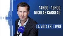 """Frédéric Beigbeder : """"L'humour peut être une violence"""""""