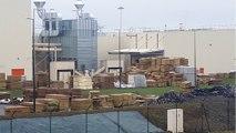 Les rebus de Knauf insulation à Illange s'accumulent