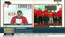Maduro: Venezuela, sede de encuentro mundial de movimientos sociales