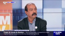 """Philippe Marinez sur la réforme des retraites: """"Plus les jours passent, moins elle est simple à expliquer, y compris pour les ministres"""""""