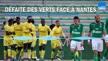 Défaite des Verts contre Nantes
