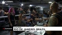 Brezilya'da Rio Dövme Haftası'na rekor katılım