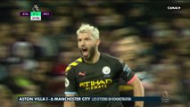 Le résumé d'Aston Villa / Manchester City, historique Agüero !